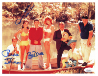 """Bob Denver, Dawn Wells & Russell Johnson Signed """"Gilligan's Island"""" 8x10 Photo Inscribed """"Mary Ann"""" (JSA COA) at PristineAuction.com"""