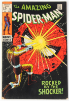 "Vintage 1969 ""The Amazing Spider-Man"" Vol. 1 Issue #72 Marvel Comic Book at PristineAuction.com"