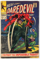 "Vintage 1967 ""Daredevil"" Vol. 1 Issue #32 Marvel Comic Book at PristineAuction.com"