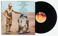 "Vintage 1977 ""The Story of Star Wars"" Original Vinyl Record Album at PristineAuction.com"