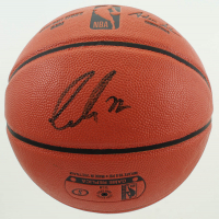 Luka Doncic Signed NBA Game Ball Series Basketball (PSA COA) at PristineAuction.com