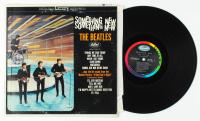 "Vintage The Beatles ""Something New"" Original Vinyl Record Album at PristineAuction.com"