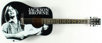 "Jackson Browne Signed 40.5"" Acoustic Guitar (JSA COA) at PristineAuction.com"