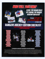 YSMS Hidden Rangers Hockey Edition 8x10 Mystery Box with Chance to Find Hidden Redemption at PristineAuction.com