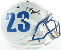 Cam Akers Signed Full-Size Authentic On-Field Hydro-Dipped Helmet (Beckett COA) at PristineAuction.com