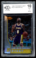 Kobe Bryant 1996-97 Bowman's Best #R23 RC (BCCG 10) at PristineAuction.com