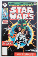 """Vintage 1977 """"Star Wars"""" Vol. 1 Issue #1 Marvel Comic Book at PristineAuction.com"""