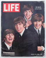 The Beatles Vintage 1964 Life Magazine at PristineAuction.com