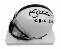 "Kerry Collins Signed Penn State Nittany Lions Mini-Helmet Inscribed ""CHOF 2018"" (JSA COA) at PristineAuction.com"