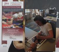 Rose Lavelle Signed Team USA Soccer 11x14 Photo (JSA COA) at PristineAuction.com