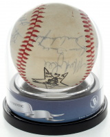 1978 Padres All-Star Game Baseball Team-Signed by (21) with Ozzie Smith, Mark Lee, Bill Almon, Randy Jones (BGS Encapsulated) at PristineAuction.com