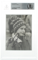 "Macaulay Culkin Signed ""Home Alone"" 3.5x4.5 Photo (BGS Encapsulated) at PristineAuction.com"