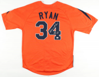 "Nolan Ryan Signed Astros Jersey Inscribed ""Don't Mess With Texas!"" (PSA COA) at PristineAuction.com"