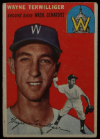 Wayne Terwilliger 1954 Topps #73 at PristineAuction.com