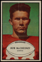 Bob McChesney 1953 Bowman #67 RC at PristineAuction.com