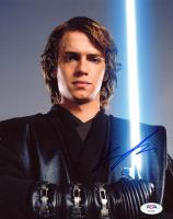 "Hayden Christensen Signed ""Star Wars Episode III: Revenge of the Sith"" 8x10 Photo (PSA Hologram) at PristineAuction.com"