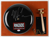 Mike Tyson Signed Authentic Full Size Ringside Boxing Bell (PSA COA) at PristineAuction.com