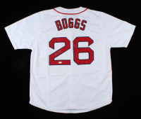 Wade Boggs Signed Jersey (JSA COA) at PristineAuction.com