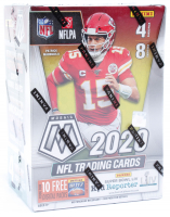 2020 Mosaic Football Blaster Box with (8) Packs at PristineAuction.com