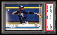 Fernando Tatis Jr.  2019 Topps #410 RC (PSA 9) at PristineAuction.com