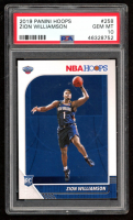Zion Williamson 2019-20 Hoops Winter #258 (PSA 10) at PristineAuction.com
