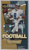 1997 Upper Deck Collector's Choice Football Factory Set with (330) Cards at PristineAuction.com