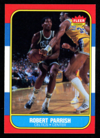 Robert Parish 1986-87 Fleer #84 at PristineAuction.com