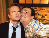 "Jason Segel Signed ""How I Met Your Mother"" 8x10 Photo (PSA COA) at PristineAuction.com"