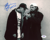 "Kevin Smith Signed ""Jay And Silent Bob Strike Back"" 8x10 Photo (PSA COA) at PristineAuction.com"