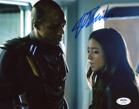 "J. August Richards Signed ""Agents of S.H.I.E.L.D."" 8x10 Photo (PSA COA) at PristineAuction.com"
