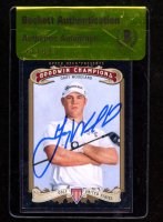 Gary Woodland Signed 2012 Upper Deck Goodwin Champions #2 (BGS Encapsulated) at PristineAuction.com