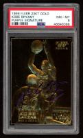 Kobe Bryant 1996-97 Fleer 23KT Gold RC (PSA 8) at PristineAuction.com