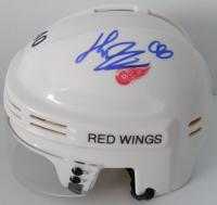 Henrik Zetterberg Signed Stars Mini Helmet (JSA Hologram) at PristineAuction.com