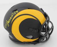 Cam Akers Signed Rams Eclipse Alternate Speed Mini Helmet (Beckett COA) at PristineAuction.com