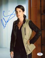 "Cobie Smulders Signed ""Agents of S.H.I.E.L.D."" 8x10 Photo (PSA COA) at PristineAuction.com"