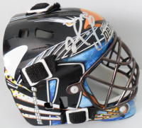 Matt Murray Signed Penguins Mini Goalie Mask (JSA Hologram) at PristineAuction.com