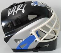 Andrei Vasilevskiy Signed Lightning Mini Goalie Mask (JSA Hologram) at PristineAuction.com