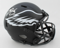 Donovan McNabb Signed Eagles Full-Size Eclipse Alternate Speed Helmet (Beckett COA) at PristineAuction.com