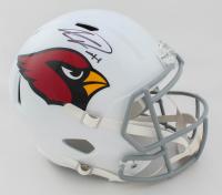 Kenyan Drake Signed Cardinals Full-Size Speed Helmet (Beckett COA) at PristineAuction.com