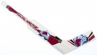 Patrick Roy Signed Colorado Avalanche Mini Hockey Stick (JSA COA) at PristineAuction.com