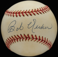 Bob Uecker Signed OAL Baseball (JSA COA) at PristineAuction.com