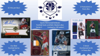 Sports Memorabilia Mystery Boxes: Football Only Relic and Auto Hot Packs! 15 Hits per Box! Limited to 120 (Series 5) at PristineAuction.com