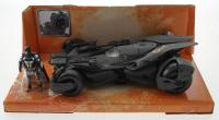 Ben Affleck Signed Batman Justice League Metals Die Cast 1:24 Batmobile (Beckett COA) at PristineAuction.com