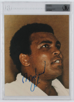 Muhammad Ali Signed 8x10 Photo (Beckett Authentic) at PristineAuction.com