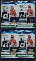 Lot of (4) 2019 Panini Donruss Football Retail Packs with (8) Cards Per Pack at PristineAuction.com