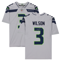 Russell Wilson Signed Seahawks Jersey (Fanatics Hologram) at PristineAuction.com