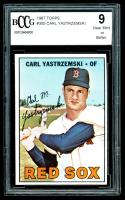 Carl Yastrzemski 1967 Topps #355 (BCCG 9) at PristineAuction.com