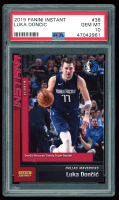 Luka Doncic 2019-20 Panini Instant #38 (PSA 10) at PristineAuction.com