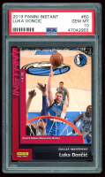 Luka Doncic 2019-20 Panini Instant #60 (PSA 10) at PristineAuction.com