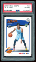 Ja Morant 2019-20 Hoops #297 (PSA 10) at PristineAuction.com